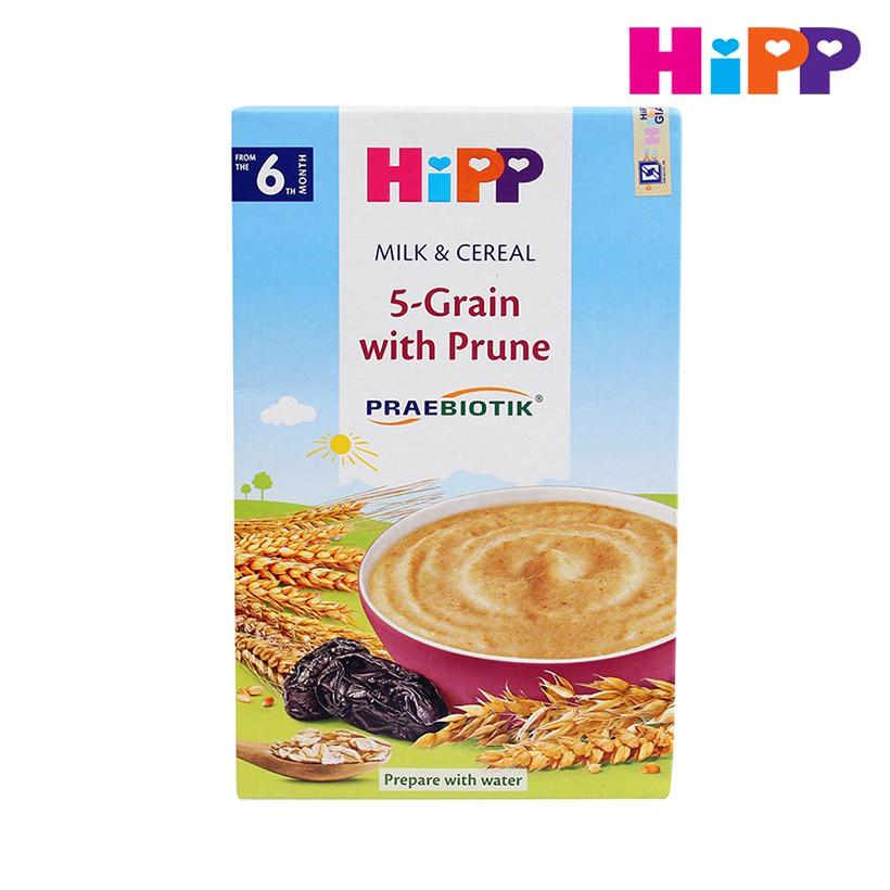 Bột dinh dưỡng sữa Ngũ cốc hoa quả và Mận Tây 250g HiPP 2918 - 3615252 , 1182944927 , 322_1182944927 , 119000 , Bot-dinh-duong-sua-Ngu-coc-hoa-qua-va-Man-Tay-250g-HiPP-2918-322_1182944927 , shopee.vn , Bột dinh dưỡng sữa Ngũ cốc hoa quả và Mận Tây 250g HiPP 2918