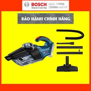 [CHÍNH HÃNG] Máy Hút Bụi Bosch GAS 18V-1 SET (1 pin 18V 3.0Ah + sạc) MỚI, Giá Đại Lý Cấp 1, Bảo Hành Tại TTBH Toàn Quốc