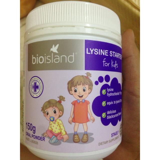 Lysine started - Bột tăng trưởng chiều cao