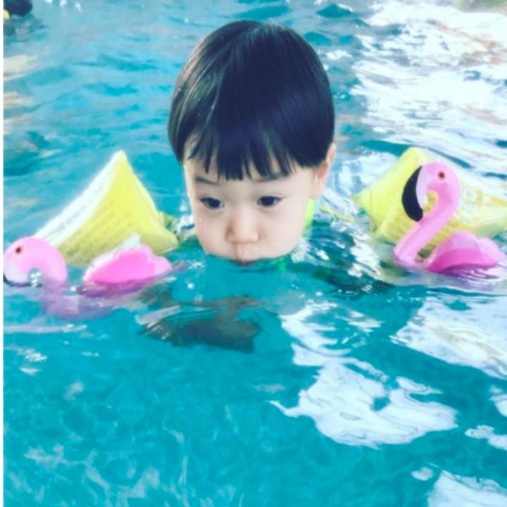 Phao tay cho bé – phao bơi trẻ em TI708