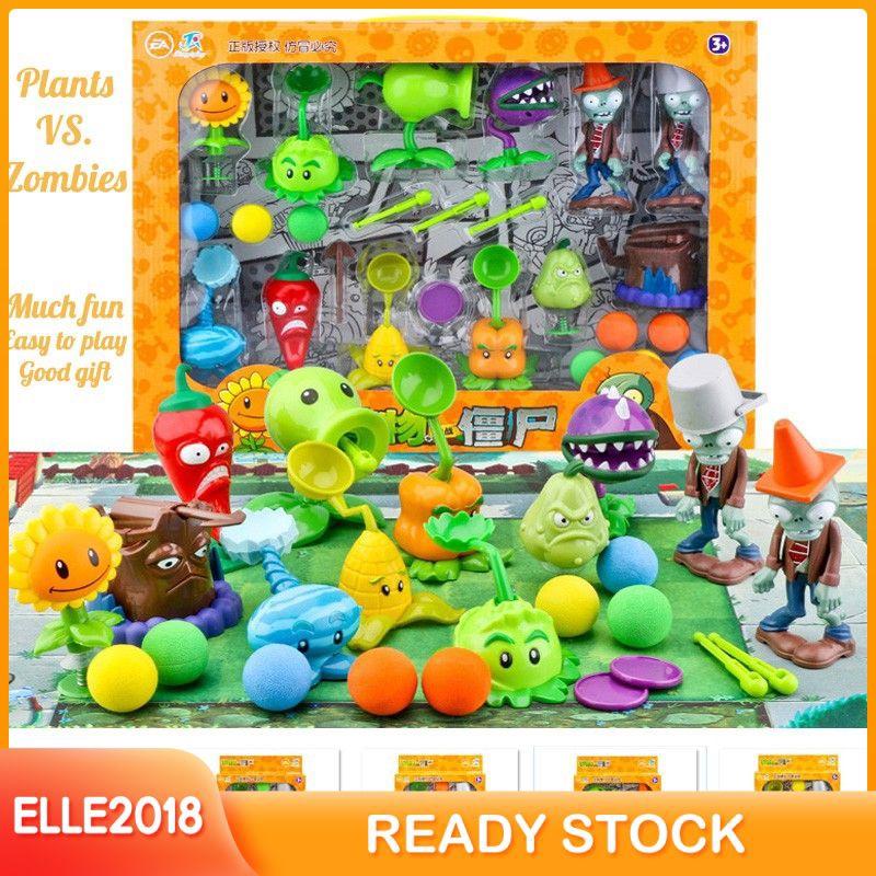 Bộ Đồ Chơi Plants Vs Zombie 2018