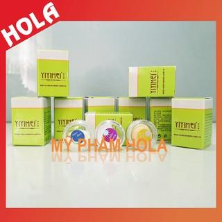 Bộ thử kem nám Yiyimei, mỹ phẩm làm mờ nám và dưỡng trắng da, yiyimei,. thumbnail