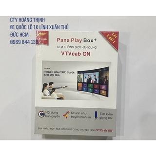 [ Chính Hãng ] TV Box Pana play box xem truyền hình & YouTube mượt mà