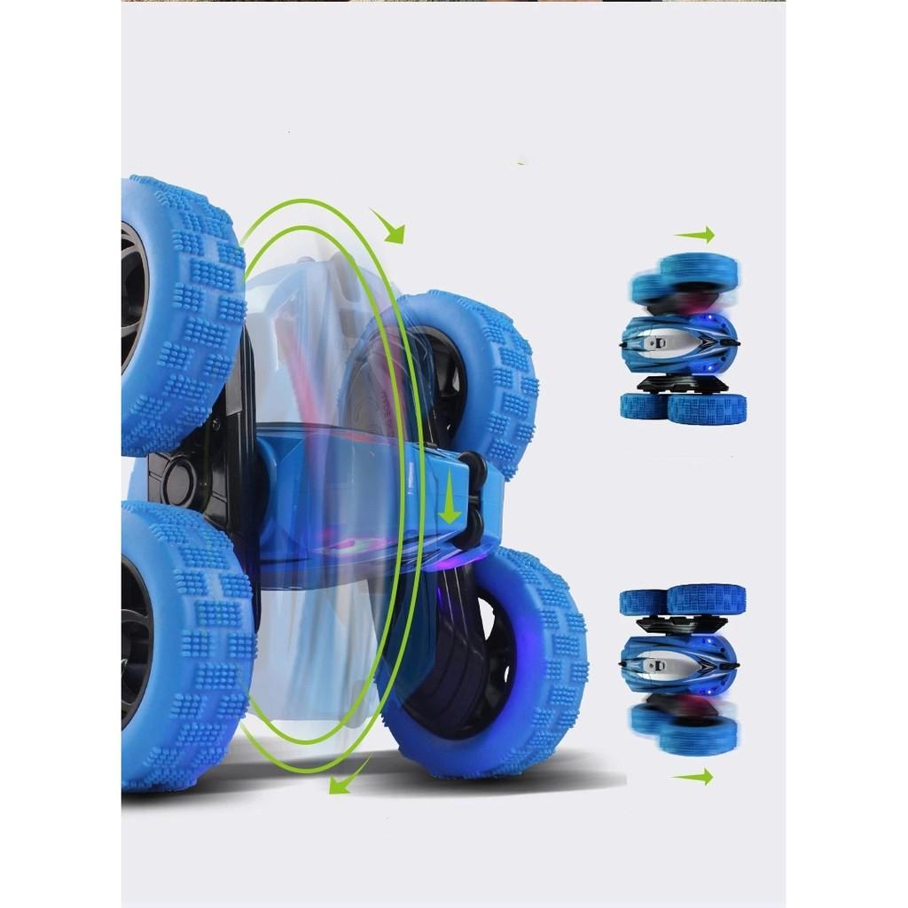 siêu xe điều khiển từ xa 360 3,7V 400mAh, siêu xe chất tặng 1 hình xăm dán