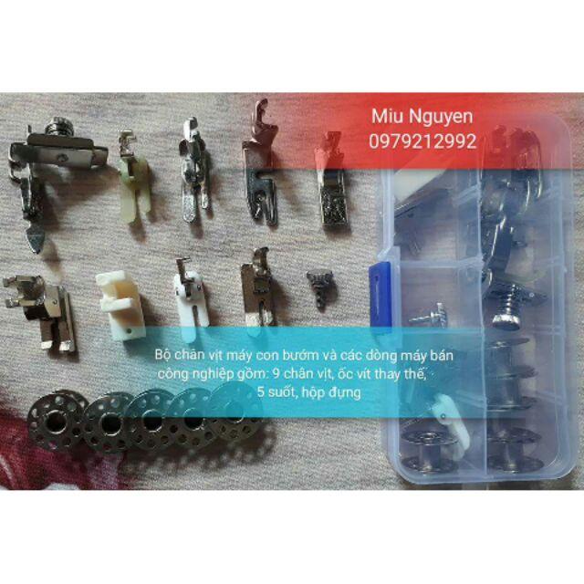 Bộ chân vịt cho máy con bướm Và Máy bán công nghiệp - 2784464 , 561932396 , 322_561932396 , 150000 , Bo-chan-vit-cho-may-con-buom-Va-May-ban-cong-nghiep-322_561932396 , shopee.vn , Bộ chân vịt cho máy con bướm Và Máy bán công nghiệp
