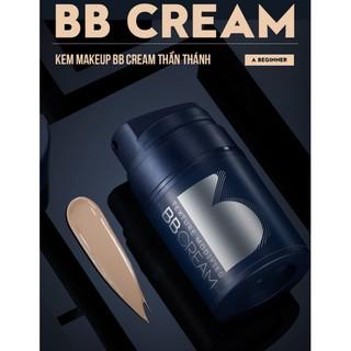 [Đánh giá thật] Light Makeup - kem che khuyết điểm cho nam theo tone da