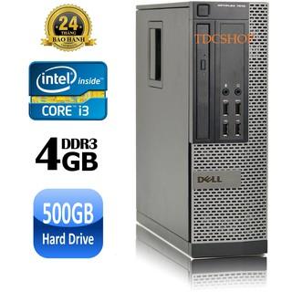 Máy tính để bàn Dell Optiplex 7010 intel Core i3 3220, Ram 4GB, HDD 500GB. Bảo hành 24 tháng. Hàng Nhập Khẩu thumbnail