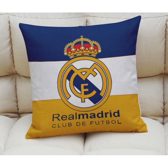 Gối vuông Real Madrid