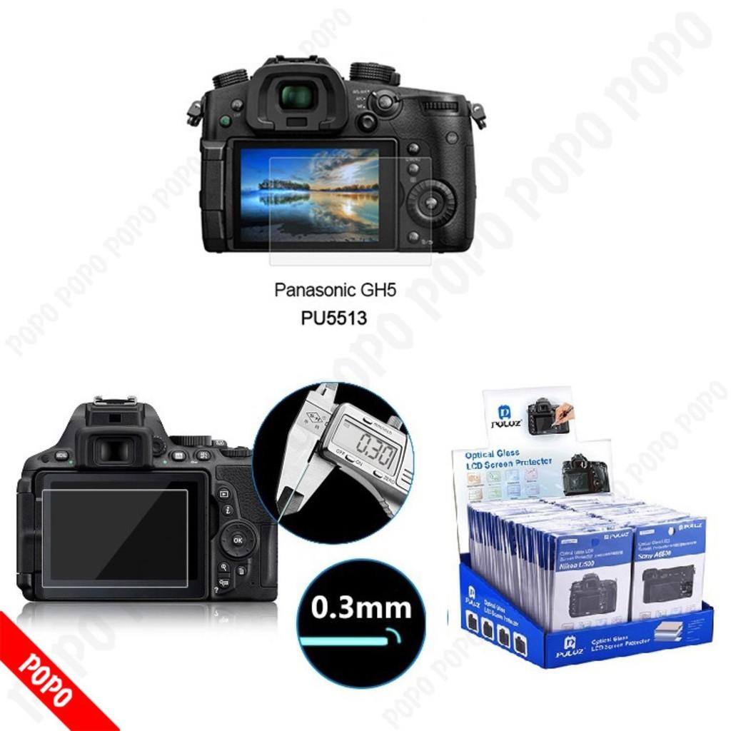 Miếng dán màn hình máy ảnh cường lực Panasonic GH5