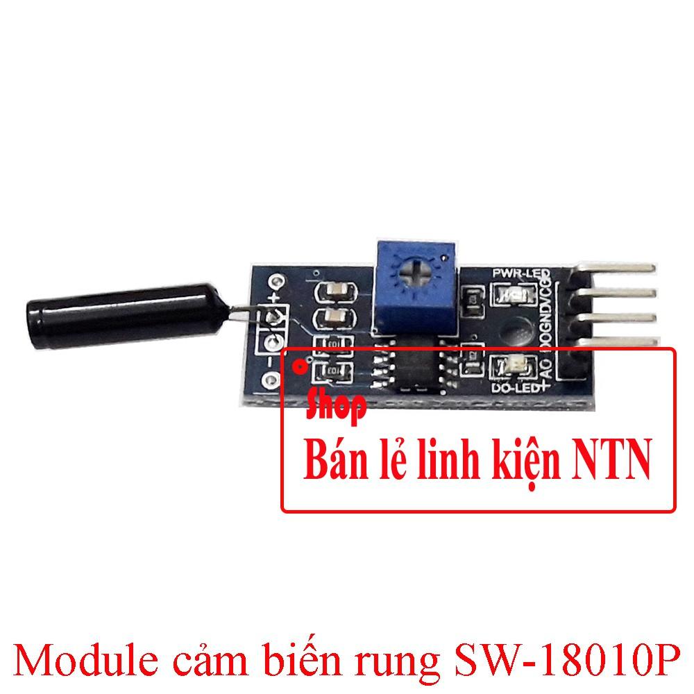 Module cảm biến rung SW-1810P