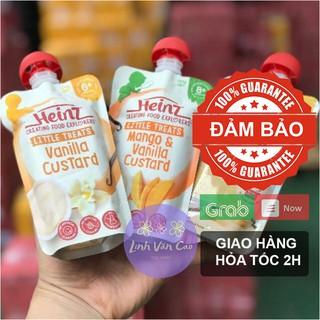 Váng sữa Heinz 120gr hàng Nội Địa Úc, Date mới thumbnail