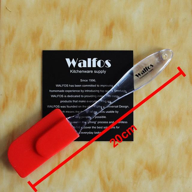 Cọ Làm Bánh WALFOS Bằng Silicon Chống Dính