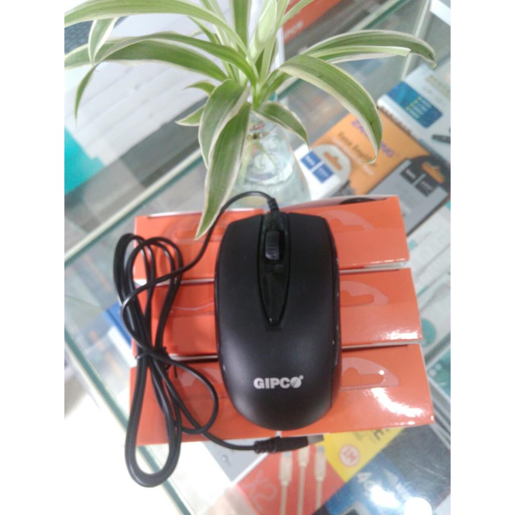 Chuột máy tính gipco có dây M059