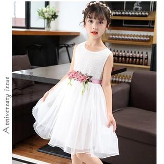 Váy cho bé, đầm xòe công chúa Hàn Quốc size lớn (11-30kg)