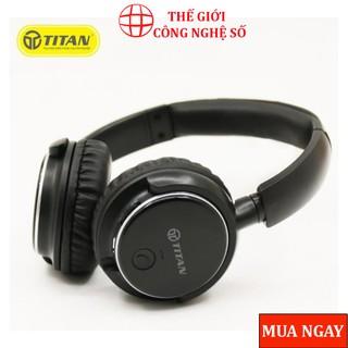 Tai Nghe Bluetooth Chụp đầu Titan TC01 FreeShip Tai nghe không dây, hỗ trợ thẻ nhớ, FM, Chống ồn, hàng chất lượng ca thumbnail