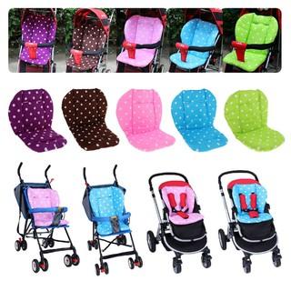 Đệm bông mềm mại lót ghế ngồi xe đẩy em bé sơ sinh thumbnail