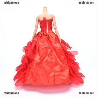 moon.vn Lot Fashion Handmade Dresses Clothes For 11 1/2 Barbie Doll Style Gift ☀$