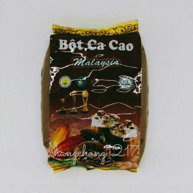 Bột Cacao Đắng Malay Malaysia 500g (40k)