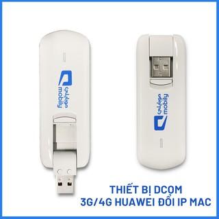 Thiết bị Dcom 3G/4G Huawei e3276-920 hỗ trợ thay đổi IP MAC