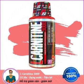 [XẢ KHO] Đốt Mỡ Giảm Cân Tự Nhiên Cực Tốt L Carnitine 1500mg hãng Prosupps dạng siro lỏng (31 lần dùng) thumbnail