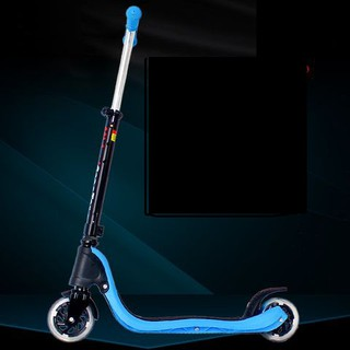 Xe scooter gập – Xanh-BB