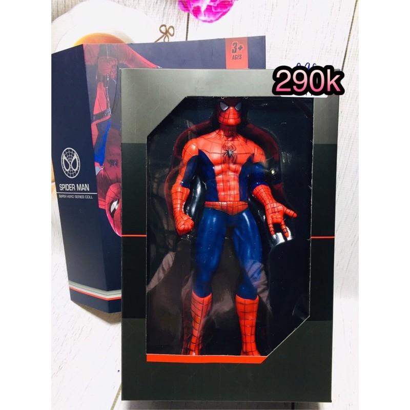 Mô hình iron man/spider man 40 cm