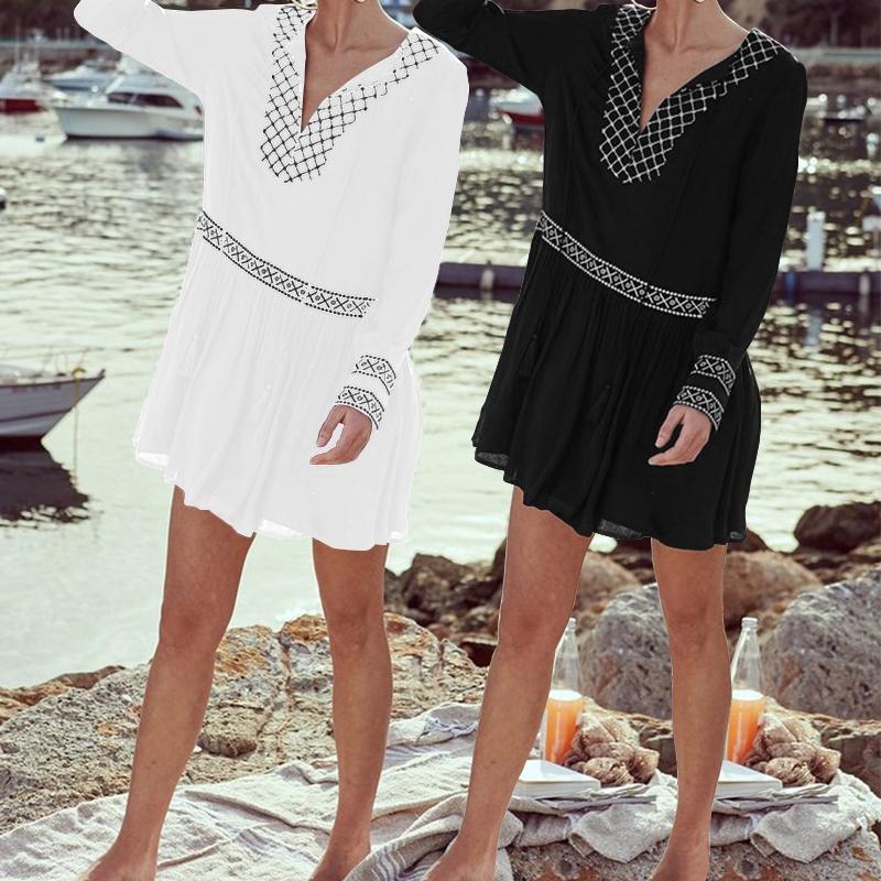 Đầm tay dài thiết kế thanh lịch nữ tính