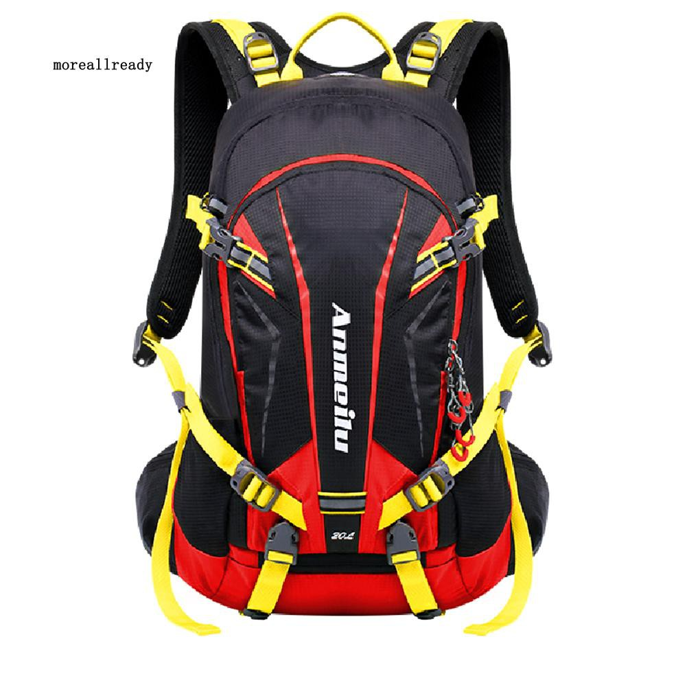 was_20L Unisex Outdoor Camping Hiking Climbing Mountaineering Backpacks Bags
