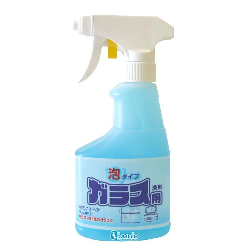 Nước xịt rửa kính dạng bọt 300ml Nhật bản