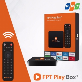 FPT Play Box 2020 + Tặng voice Remote