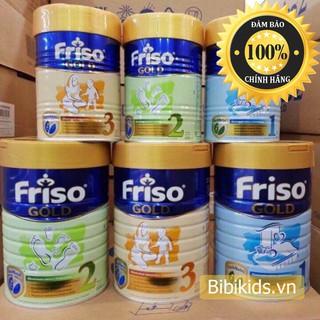 Sữa Friso Nga đủ số 1,2,3,4 Chất lượng đảm bảo (400g và 800g) thumbnail