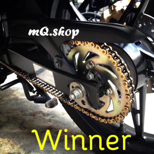 Nhông xích đĩa vàng DID Thailand xe Winner, Nhông sên đĩa vàng DID xe Winer, mQ.shop