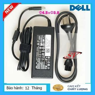 _Sạc ZIN] SẠC LAPTOP DELL 4,62 KIM NHỎ – Bh 12 tháng 1 đổi 1 (Adapter Dell 19.5V 4.62A )