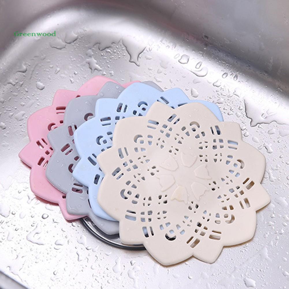 Lưới Lọc Rác Cho Bồn Rửa Chén Hình Bông Hoa