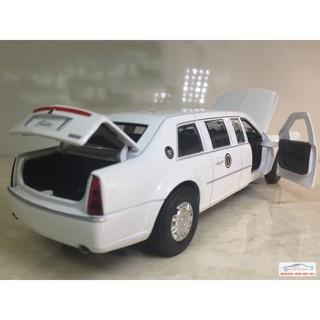 Đồ chơi mô hình xe Ô Tô – CADILLAC ONE Limousine – 1:32