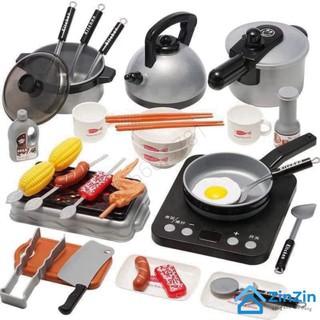 Bộ Đồ Chơi Nấu Ăn – Bộ Đồ Chơi Nhà Bếp 36 Món