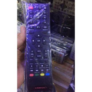 Điều Khiển Tivi LCD Asanzo F1 ( Hàng Zin Theo Máy )
