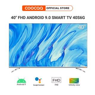 SMART TV Full HD Coocaa 40 inch tivi - Tràn viền - Model 40S6G (Chính Hãng) thumbnail