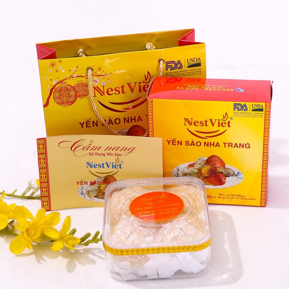 50gr Yến Sào Nha Trang Nest Việt 100% tự nhiên + Đường phèn ₫1.499.000 - 2806154 , 1228788762 , 322_1228788762 , 1499000 , 50gr-Yen-Sao-Nha-Trang-Nest-Viet-100Phan-Tram-tu-nhien-Duong-phen-1.499.000-322_1228788762 , shopee.vn , 50gr Yến Sào Nha Trang Nest Việt 100% tự nhiên + Đường phèn ₫1.499.000