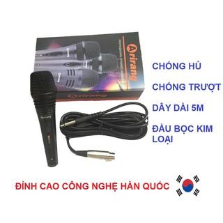 Micro karaoke có dây ARIRANG BG-9.1 - Micro có dây arirang - Micro karaoke có dây giá rẻ - Micro có dây giá rẻ