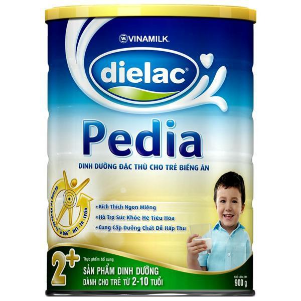 Sữa bột Vinamilk Dielac Pedia 2+ 900g (Hộp thiếc) (2-10 tuổi) - 3534026 , 756717478 , 322_756717478 , 263000 , Sua-bot-Vinamilk-Dielac-Pedia-2-900g-Hop-thiec-2-10-tuoi-322_756717478 , shopee.vn , Sữa bột Vinamilk Dielac Pedia 2+ 900g (Hộp thiếc) (2-10 tuổi)