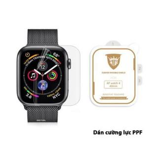[Rẻ Vô Địch] Miếng Dán PPF Apple Watch Tự Phục Hồi Trầy Xước