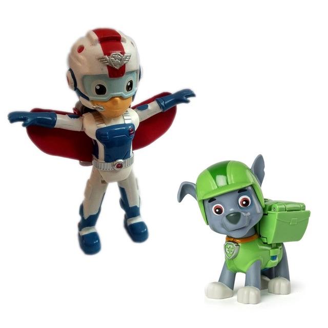 Đồ chơi đội trưởng Rescue Ryder Flyman và chó Paw Patrol