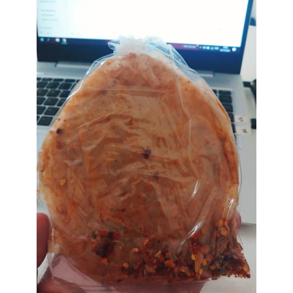 Bánh tráng Muối nhuyễn Xì ke Tỏi [SIÊU CAY - SIÊU NGHIỆN] - Bánh Tráng Tây Ninh