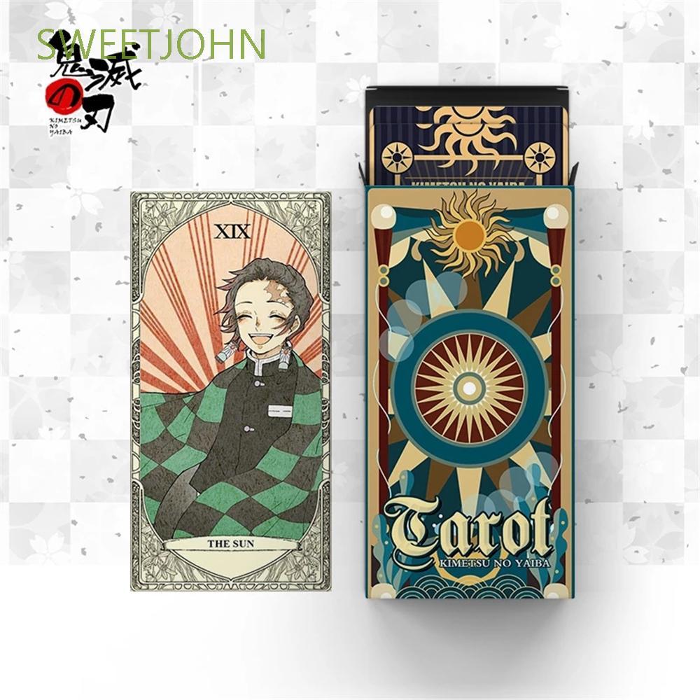 Bộ Bài Tarot 22 Lá Phong Cách Nhật Bản