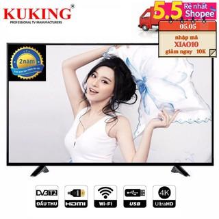 Smart Tivi kuking  4K wifi DVB T2 43 inch UA43RU7100KXXV