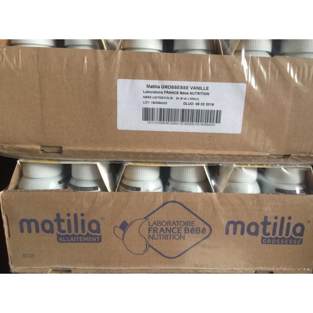 Combo 24 chai sữa bầu Matilia - Pháp - 3012729 , 1286005998 , 322_1286005998 , 1485000 , Combo-24-chai-sua-bau-Matilia-Phap-322_1286005998 , shopee.vn , Combo 24 chai sữa bầu Matilia - Pháp