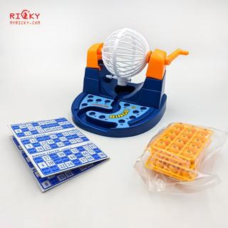 Lô Tô Loto Bingo NEO 75 số - Đồ chơi Hot thumbnail
