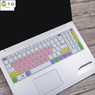 Miếng Dán Bảo Vệ Bàn Phím Chống Bụi Cho Laptop D.F.Lenovo Ideapad 320s-15ikb 15.6 Inch