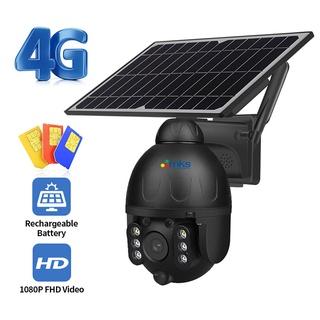 Camera năng lượng mặt trời thông minh MKS - Kết nối 4G thumbnail